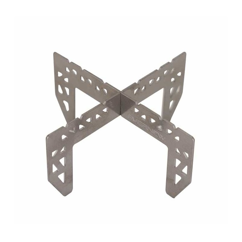 Evernew Ti Trivet 2 Cross Stand