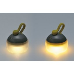 Snow Peak Mini Hozuki LED-Lampe mit Blinkmodus