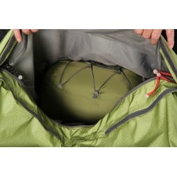 Exped Bivybag 100% VentAir Blick ins Innere