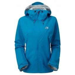 Mountain Equipment Zeno Jacket Damen hellblau
