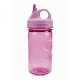 Nalgene Everyday Grip-n-Gulp Trinkflasche rosa