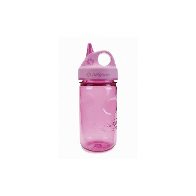 Nalgene Everyday Grip-n-Gulp Trinkflasche rosa