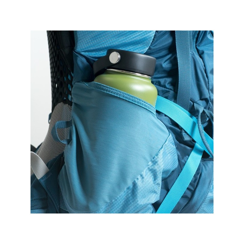Seitentasche mit oberer und seitlicher Öffnung bei Osprey