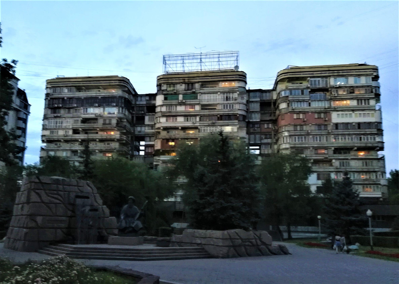 Almaty Gebäude