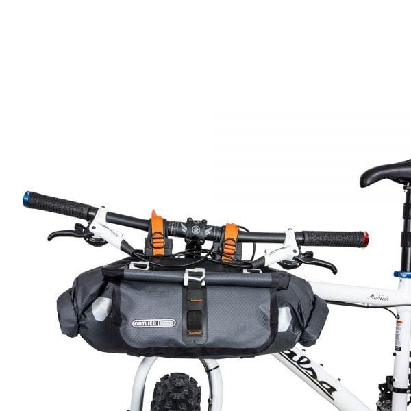 Lenkertasche mit Accessory Pack von Ortlieb