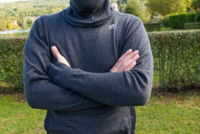 Aclima Warmwool Hooded Sweater im Test - Gastbeitrag Adventureland Europe